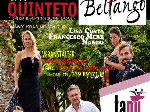 Tango Argentino Abend
